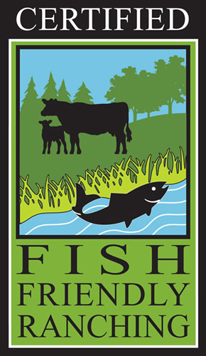 Certified Fish Friendly Ranching