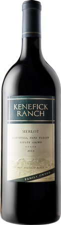 2014 Kenefick Ranch Merlot, 1.5L