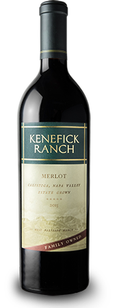 2015 Kenefick Ranch Merlot