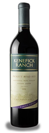2015 Kenefick Ranch Pickett Road Red