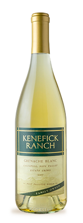2018 Kenefick Ranch Grenache Blanc