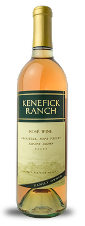 2017 Kenefick Ranch Rosé