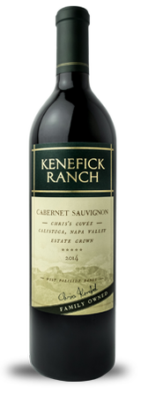 2014 Kenefick Ranch Cabernet Sauvignon, Chris's Cuvée