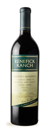 2015 Kenefick Ranch Cabernet Sauvignon, Chris's Cuvee